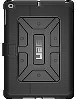 Чохол Urban Armor Gear для iPad 9.7 (2018 / 2017 / Air 1) Metropolis Series, Black (IPD17-E-BK/BK), фото 1