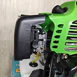 Бензокоса Кедр БГ-4700 Нож + шпуля с леской. мотокоса, фото 5