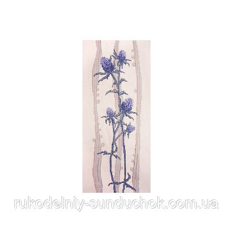 Набір для вишивання хрестом ТМ Мар'я Майстриня 04.003.04 Синеголовник