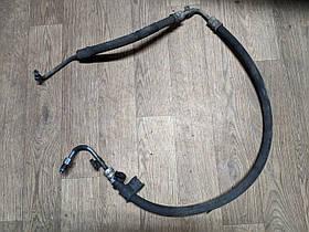 Шланг ГУР (з рейки в насос ГУР, -АС) Renault Master, Opel Movano 2.5, 1998-2010, 8200194101A (Б/У)