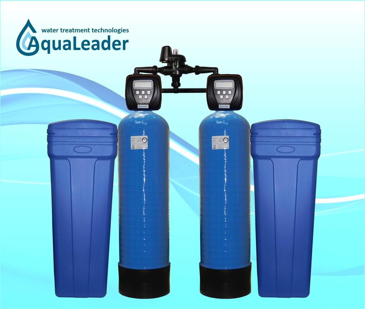 Фильтр комплексной очистки воды непрерывного действия FCP50 TWIN