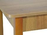 Стол Тавол Классик с фигурными деревянными ногами 93 см х 60см х 75 см Орех, фото 5
