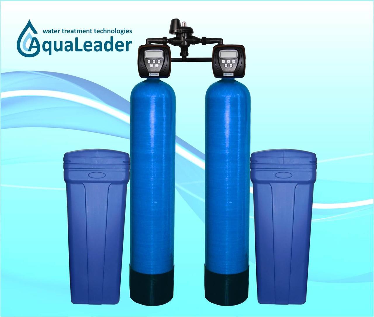 Фильтр комплексной очистки воды непрерывного действия  FCP75 TWIN