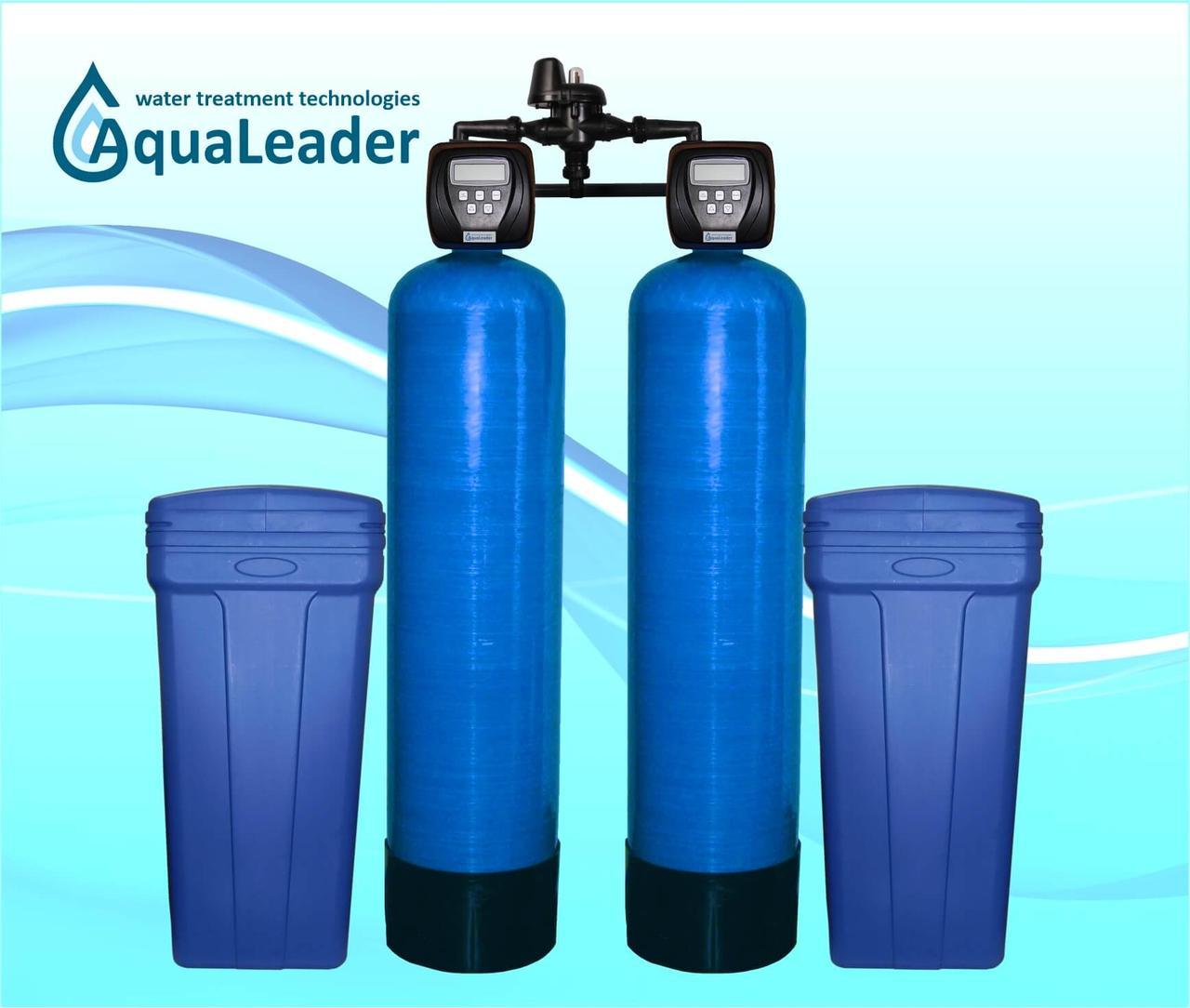 Фильтр комплексной очистки воды непрерывного действия FCP100 TWIN