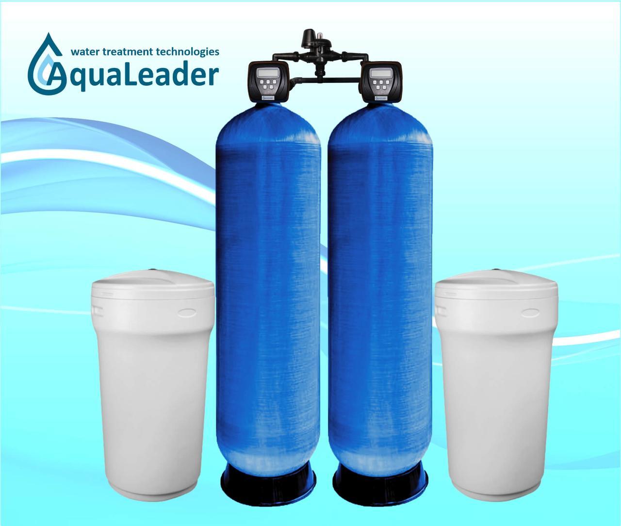 Фильтр комплексной очистки воды непрерывного действия FCP150 TWIN