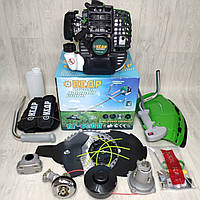 Профессиональная бензокоса Кедр БГ-6200 мотокоса, фото 1
