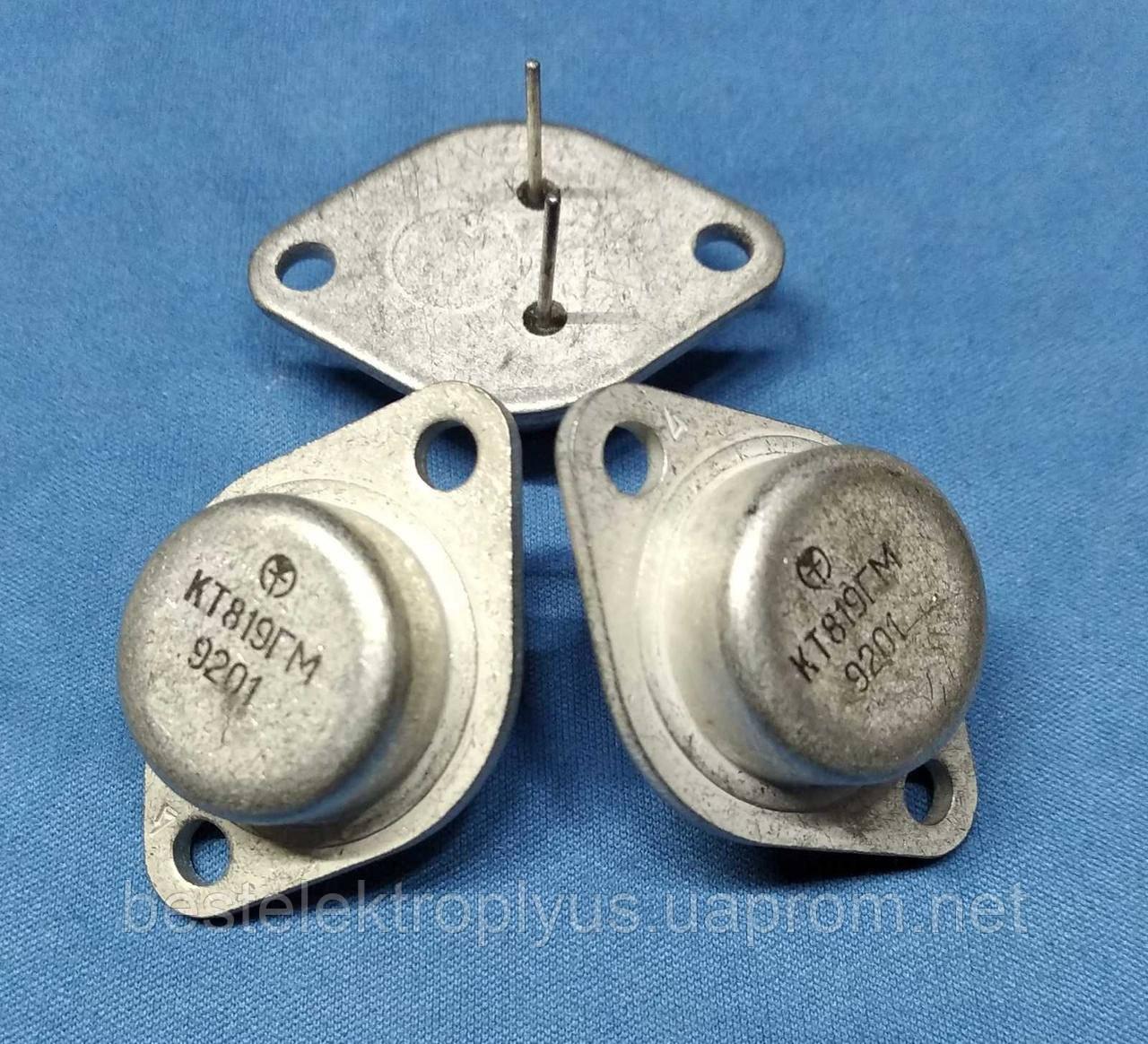 Транзистор КТ819ГМ