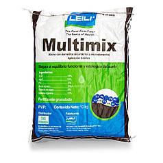 Органо-минеральное удобрение MULTIMIX / Мультимикс LEILI 10кг