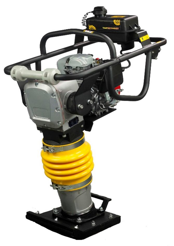 Вибротрамбовка Honker HP-RM80H-100 (Honda GX100)