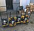 Бензинова віброплита Honker 29242 (70 кг), фото 4