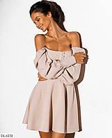 Жіноче плаття рукав ліхтарик новинка 2020, фото 1