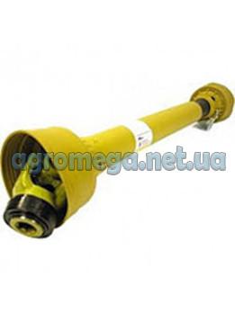 Кардан навесного оборудования 6*8 шлицов дл. 800*1100 (трубчатое соединение)