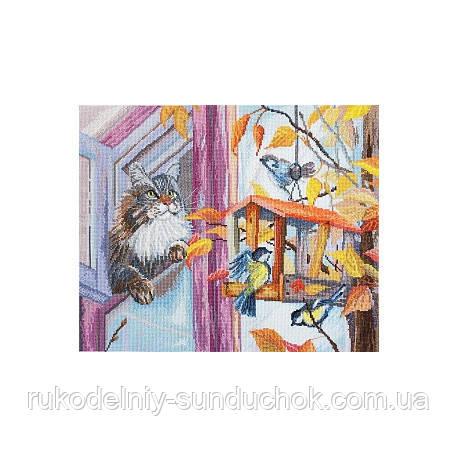 Набор для вышивания крестом ТМ Марья Искусница 03.016.16 Да зуб неймет