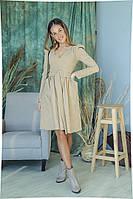 Платье вельветовое в расцветках 42190, фото 1
