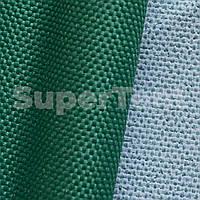 Тентовая палаточная ткань Оксфорд 600D PU зеленый