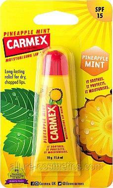 Бальзам для губ Ананас и мята Carmex Pineapple Mint