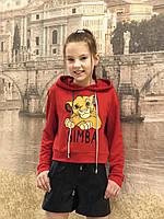 Теплый свитер для девочек, фото 1