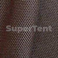 Тентовая палаточная ткань Оксфорд 600D PU коричневый