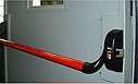 "Противопожарные двери EI 30 Замок антипаника. 2050 х 860/960 мм. Серии ""Рубеж 3"", фото 2"
