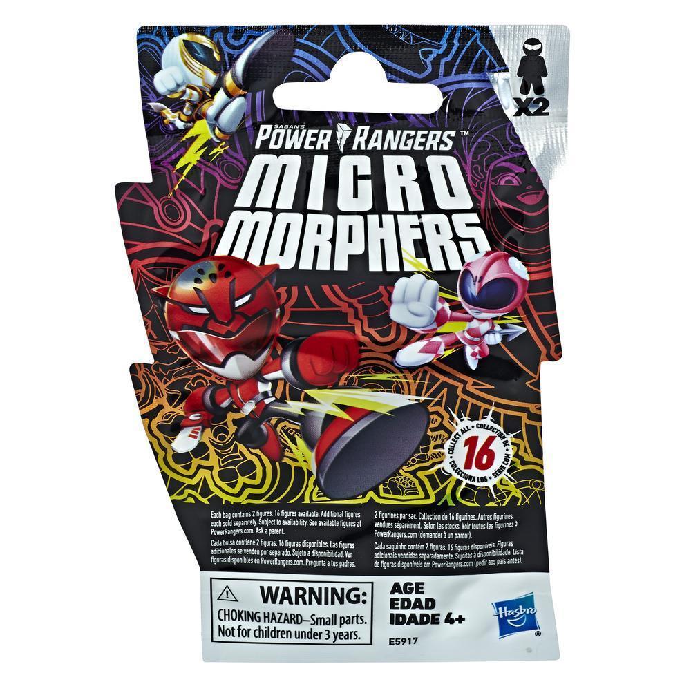 Игрушка в закрытой упаковке Могучие Рейнджеры POWER RANGERS E5917
