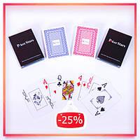 Игральные карты для покера. Карты для покера (54 шт.) Карты игральные Poker Club
