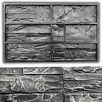МАРСЕЛЬ - гибкая форма для искусственного камня из вулканизированной резины; гарантия 3000 циклов заливки, фото 1