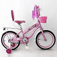 Детский двухколесный велосипед  (от 5 лет) на 16 дюймов RUEDA