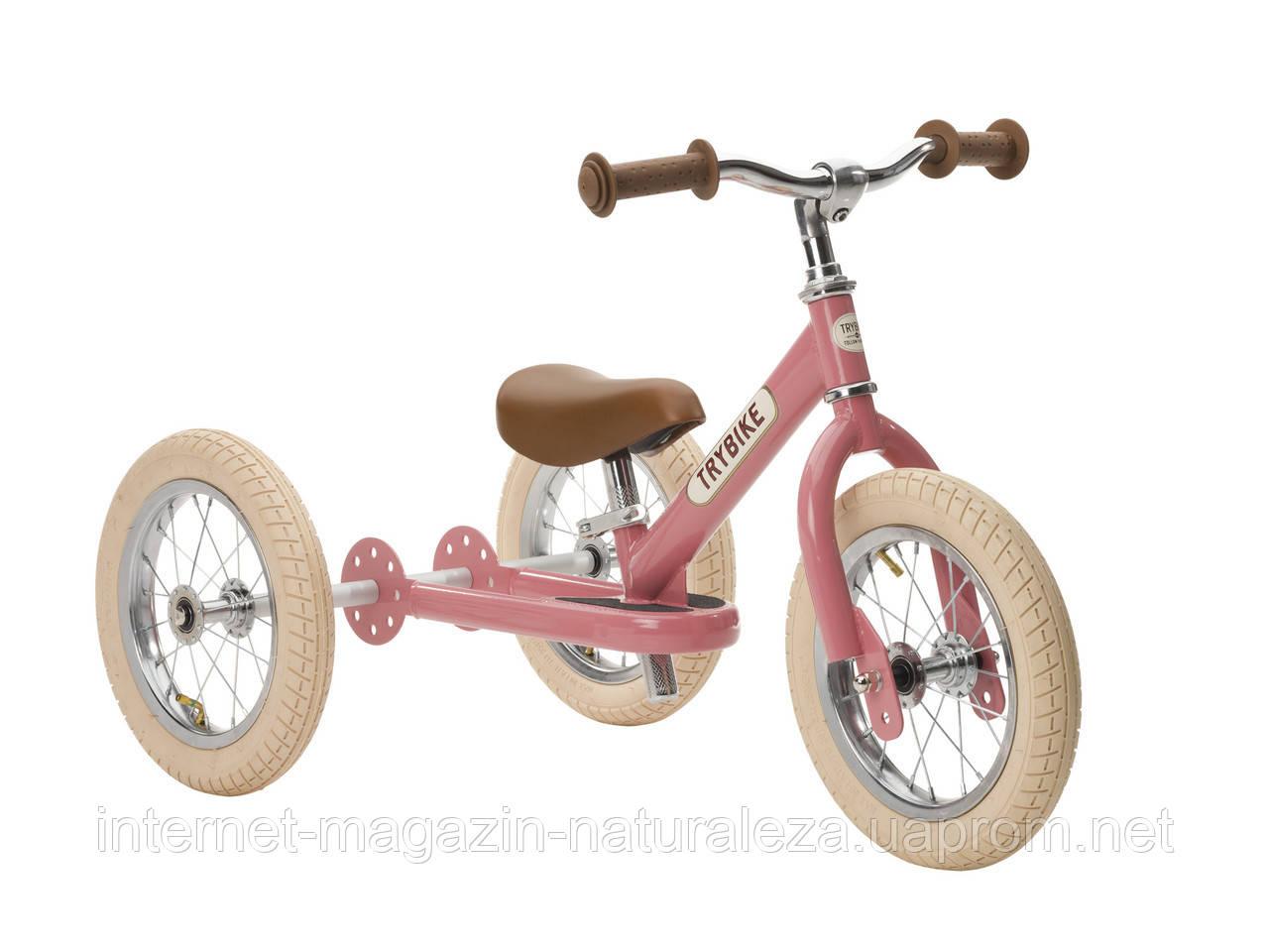 Дитячий беговел триколісний ТМ Trybike