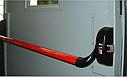 "Противопожарные двери двустворчатые EI 30. Замок антипаника. 2050х1200 мм. Серии ""Рубеж 3"", фото 3"