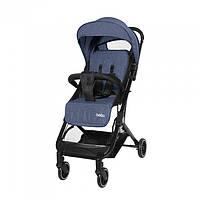 Детская прогулочная коляска TILLY Bella T-163 Синий (T-163 Sky Blue)