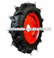 Колеса для мотоблоков, мотокультиваторов 5.00-12 диаметр 592 мм