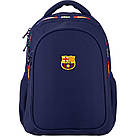 Рюкзак школьный Kite Education FC Barcelona BC20-8001M-2, фото 2