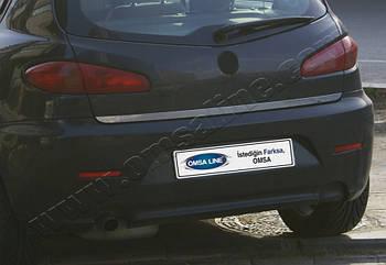 ALFA ROMEO 147 5D/3D (2000-2010) Кромка крышки багажника нижняя