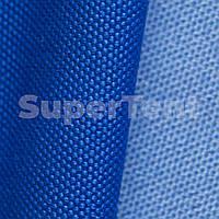 Тентовая палаточная ткань Оксфорд 600D PU синий