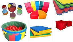 Безкарканая мебель для детского сада и школы в асортименте