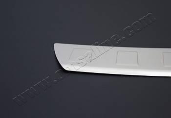 Seat Altea XL (2007-) Накладка на задний бампер