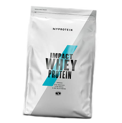 Протеин MyProtein Impact Whey Protein 1KG Strawberry Cream, фото 2