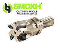 Фреза концевая MT90 AX12 D25 M12 L35 Z04-H SMOXH Ø25 мм с мех. креплением пластин