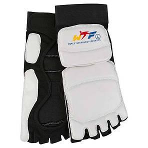Защита стопы таеквондо (носки) WTF. размер S, фото 2