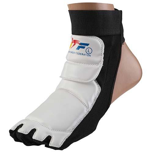 Защита стопы таеквондо (носки) WTF. размер S