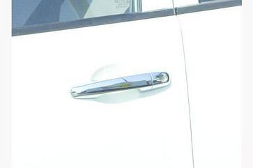 Mitsubishi L200/P.Sport 2007-2015 Накладки на ручки 8шт