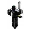 FM-трансмиттер Baseus T-Typed S-09 с Bluetooth, фото 2