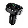 FM-трансмиттер Baseus T-Typed S-09 с Bluetooth, фото 3