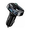 FM-трансмиттер Baseus T-Typed S-09 с Bluetooth, фото 8