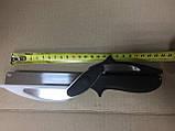 Кухонный нож-ножницы с разделочной доской для шинковки Clever Cutter, фото 4