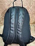 Высококачественный рюкзак кожи calvin klein модный стиль для мужчин и женщин городской Только оптом, фото 5