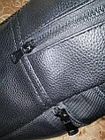 Высококачественный рюкзак кожи calvin klein модный стиль для мужчин и женщин городской Только оптом, фото 8
