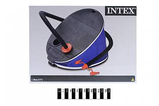 Ножной насос INTEX 69610 объемом 5 литров, интекс