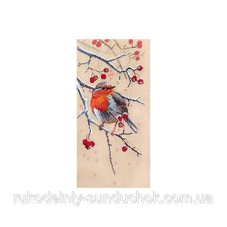 Набор для вышивания крестом ТМ Марья Искусница 03.011.07 Малиновка