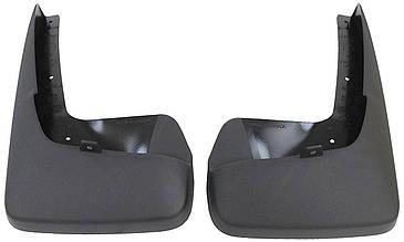 Брызговики передние для Dodge Caravan/Chrysler Voyager 2008-2013 к-т 2шт 82210718AB
